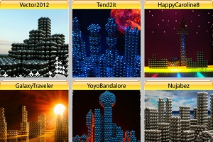 8.5: Cityscape entries are in.