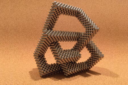 56.5: Cubic Figure-eight Knot Created